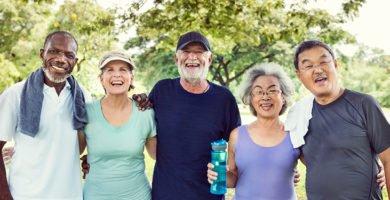 envejecimiento activo en personas mayores