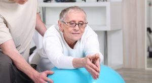 Servicios residencia tercera edad fisioterapia