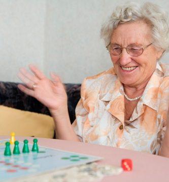 la salud mental en personas mayores